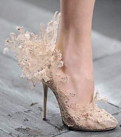 af81a5169deb chaussure de mariee noir pas cher